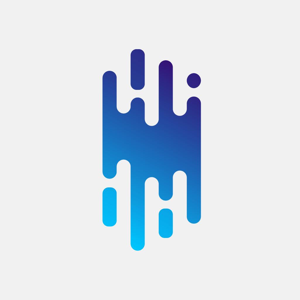 Logo Beat, du daily logo challenge, day 9, une idée intéressante qui m'a plu a réaliser, peut être très bien utilisé pour une application de musique